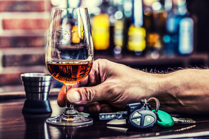 travel safety to avoid drunk driving accidents
