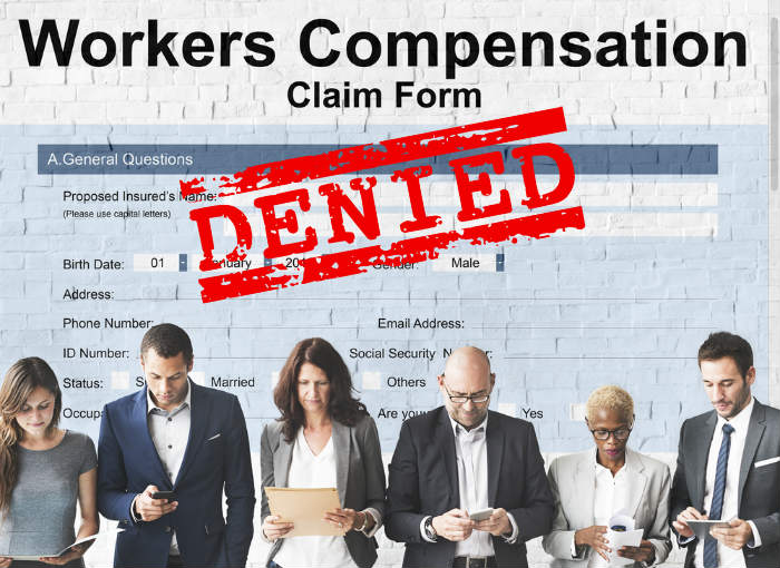 Our North Carolina workers' compensation attorneys discuss the first steps to appealing your denied workers' compensation claim.