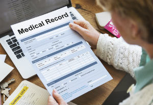Get a copy of your medical records documenting your injuries.