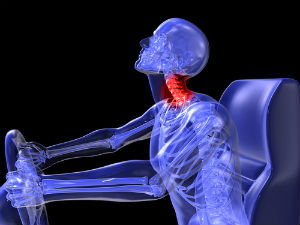 Whiplash involves neck strains and sprains that occur when a motorist's head is jerked backward or forward by the impact of a collision.
