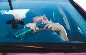 is drinking and driving still a problem for teenager