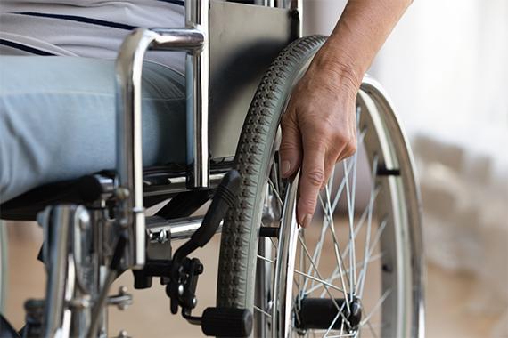 elderly under social security disability