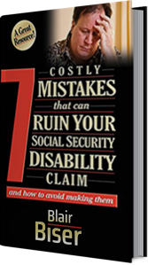 7 Costly Mistakes That Can Ruin Your Social Security Claim and How To Avoid Making Them Icon